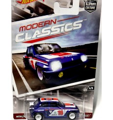 Hot Wheels Car Culture - Modern Classics - Renault 5 Turbo