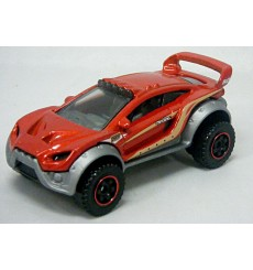Matchbox - Terrain Trouncer 4x4 Race Vehicle