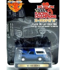 Racing Champions Mint Series - 1980 Ford Bronco