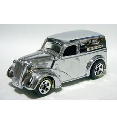 Hot Wheels Classics - Ford Anglia NHRA Panel Van