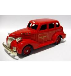 Lledo FDNY 1939 Chevrolet Sedan