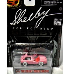 Shelby Collectibles 1962 Shelby Cobra CSX2000