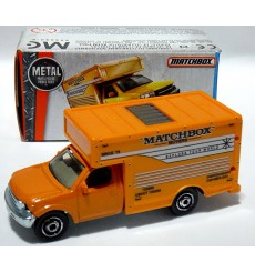 Matchbox Power Grabs - Moving Van
