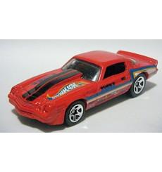Hot Wheels - 1981 Chevrolet Camaro Z-28