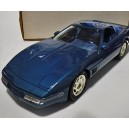 AMT Dealer Promo - 1990 Chevrolet Corvette ZR-1 (Medium Quasar Blue)