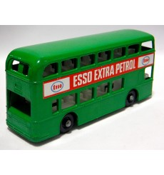 Matchbox Regular Wheels (74B-3)  Daimler ESSO Extra Petrol Double Decker Bus