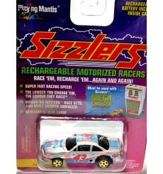 Johnny Lightning - Sizzlers - NASCAR Bobby Hamilton Petty STP  Pontiac Grand Prix Stock Car