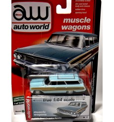 Auto World - 1964 Ford Country Squire Station Wagon