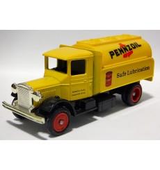 Lledo 1934 Mack Pennzoil Gasoline Tanker