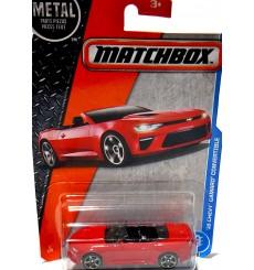 Matchbox Chevrolet Camaro Convertible