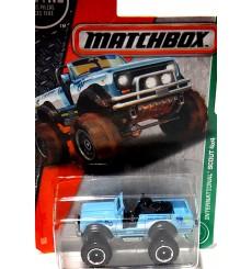Matchbox - International Scout 4x4