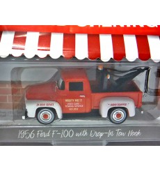 Greenlight Hobby Shop - 1956 Ford F-100 Tow Truck