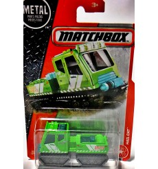 Matchbox - Hail Cat - Arctic Rescue Machine