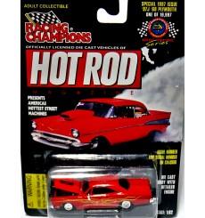 Racing Champions Hot Rod Magazine - 1968 Plymouth Roadrunner
