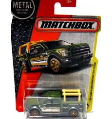 Matchbox Ford F-150 Contractor Truck