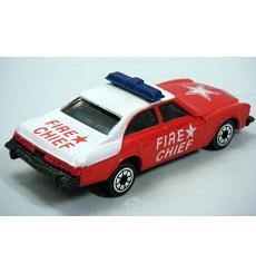 Corgi Juniors - Buick Regal Fire Chief Car