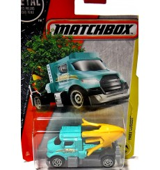 Matchbox - Tree Lugger - Rootsman Tree Service Truck
