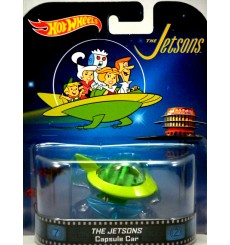 Hot Wheels Retro Entertainment - The Jetson's Capsule Car