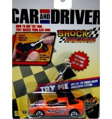 Road Champs - Shock Racer Series -  Chevrolet Corvette C5 Coupe