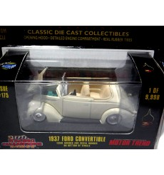 Racing Champions Mint Series - 1937 Ford Convertible