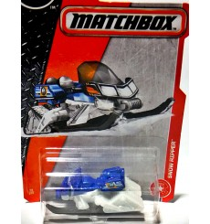 Matchbox - Snow Ripper - Snowmobile
