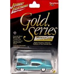 Johnny Lightning Gold Series - 1968 Chevrolet Chevelle