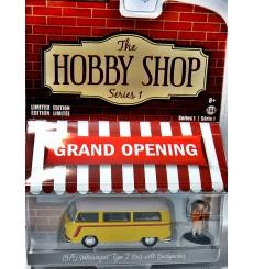 Greenlight Hobby Shop - Volkswagen Type 2 Bus