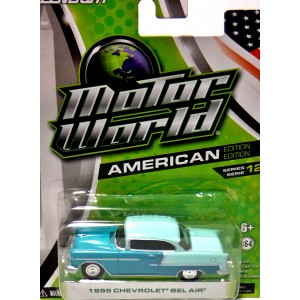 Greenlight Motor World: 1955 Chevrolet Bel Air