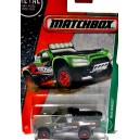 Matchbox Baja Bullet Off Road Racing Trophy Truck - Error Card