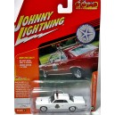 Johnny Lightning - Classic Gold - 1965 Pontiac GTO Police Car