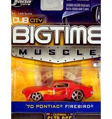 Jada Big Time Muscle - 1970 Pontiac Firebird Trans Am