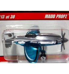 Hot Wheels Classics - Madd Propz Airplane