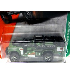 Matchbox Sahara Survivor