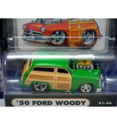 Muscle Machines 1950 Ford Surf Woody Station Wagon