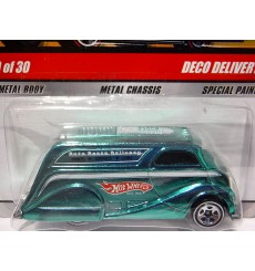 Hot Wheels Classics Deco Delivery Van