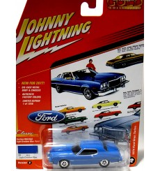 Johnny Lightning Classic Gold - 1974 Ford Grand Torino