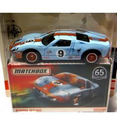 Matchbox Globe Travelers - Ford GT40