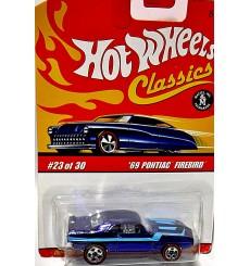 Hot Wheels Classics 1969 Pontiac Firebird Trans Am