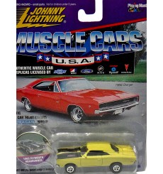 Johnny Lightning Muscle Cars USA - 1969 Plymouth Road Runner