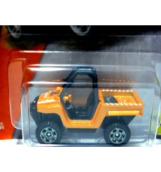 Matchbox - ATV - Four X Force