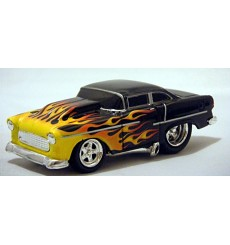 Muscle Machines 1955 Chevrolet Bel Air Hot Rod