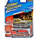 Johnny Lightning Promo - Classic Gold - Limited Edition 1973 Chevrolet Caprice Station Wagon