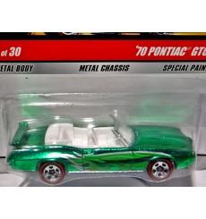 Hot Wheels Classics 1970 Pontiac GTO Convertible