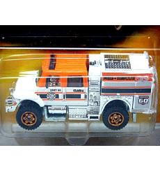 Matchbox 60th Anniversary Promo - International Workstar Brush Fire Truck