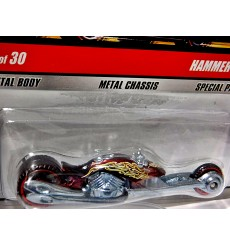 Hot Wheels Classics Hammer Sled Custom Motorcycle