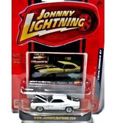 Johnny Lightning Chevy Thunder1969 Chevrolet Camaro SS