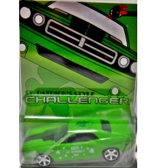 Greenlight Promo -  Rare St Patrick's Day Dodge Challenger