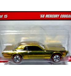 Hot Wheels Classics - 1968 Mercury Cougar