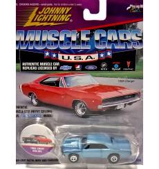 Johnny Lightning Muscle Cars - 1966 Chevrolet Chevelle Malibu