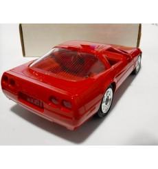 AMT Dealer Promo - 1990 Chevrolet Corvette ZR-1 (Medium Quasar Blue)